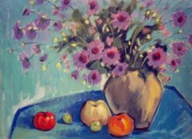 Hoa quả mùa thu