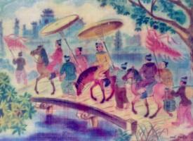 Vinh qui bái tổ