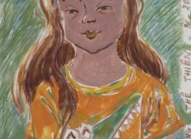 Cháu gái 7 tuổi